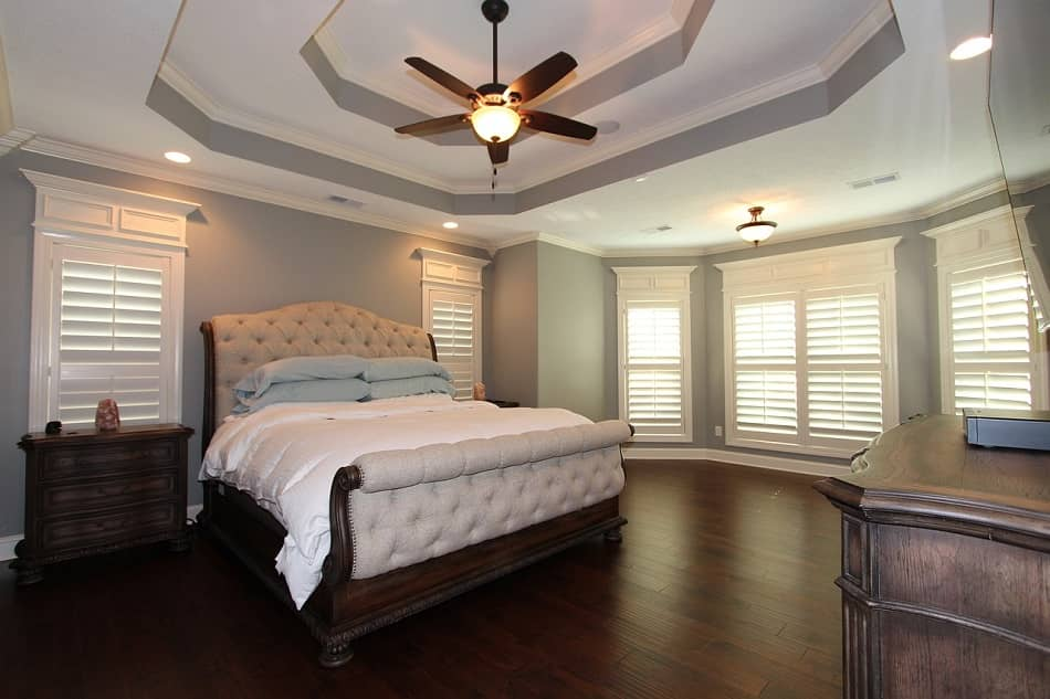 Traditional Tray Ceiling