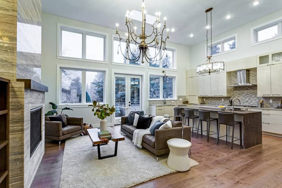 Do High Ceilings Add Value to a House
