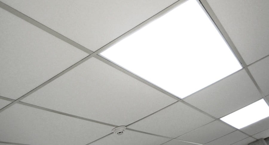 What Are Melt Away Ceiling Tiles